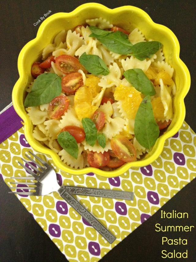Italian Summer Pasta Salad1